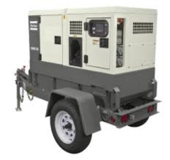 Used Equipment Sales GENERATOR 25KVA ON TRAILER in Banner Elk NC