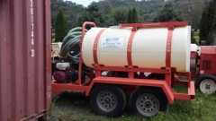 Rental store for HYDROSEEDER 550 GAL in Banner Elk NC