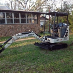 Used Equipment Sales MINI-EXCAVATOR 3500 LB CLASS in Banner Elk NC