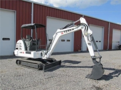 Rental store for MINI EXCAVATOR 8000 LB CLASS W THUMB in Banner Elk NC