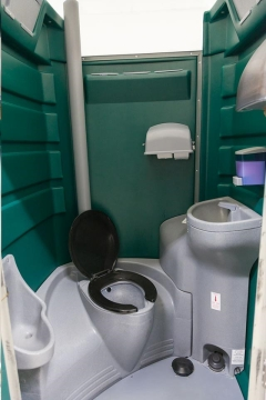 Rental store for PORTABLE RESTROOM FLUSHABLE in Banner Elk NC
