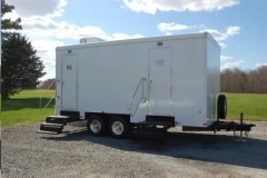 Rental store for PORTABLE RESTROOM TRAILER in Banner Elk NC